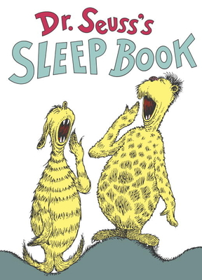 Dr. Seuss's Sleep Book Cover