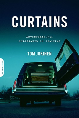 Curtains: Adventures of an Undertaker-in-Training Cover Image