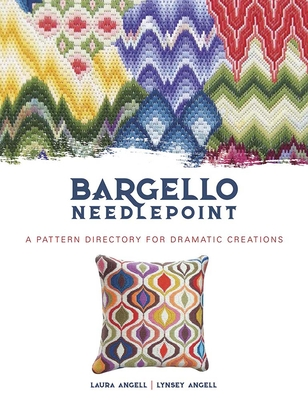 Bargello Needlepoint: A Pattern Directory for Dramatic Creations Cover Image