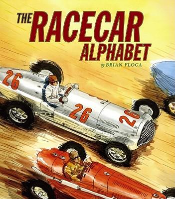 The Racecar Alphabet Cover