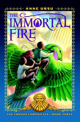 The Immortal Fire Cover