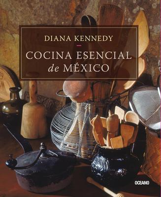 Cocina esencial de México Cover Image
