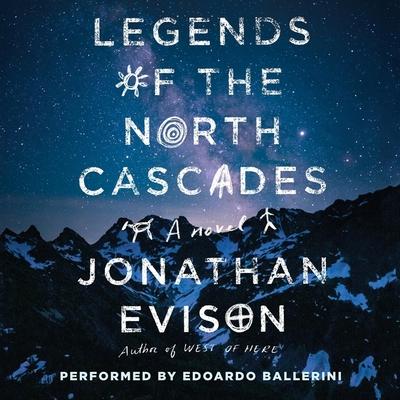 Legends of the North Cascades Lib/E Cover Image