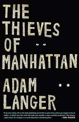 The Thieves of Manhattan Cover
