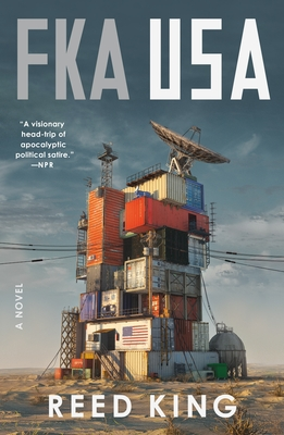 FKA USA: A Novel Cover Image