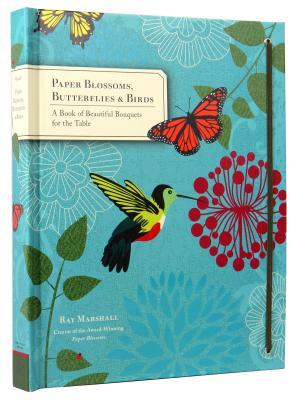 Paper Blossoms, Butterflies & Birds Cover