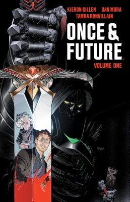 Once & Future Vol. 1 Cover Image