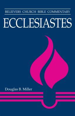 Ecclesiastes Cover