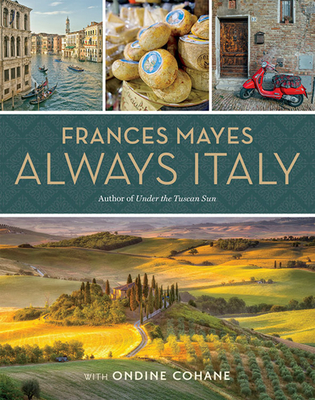 Frances Mayes Always Italy Cover Image