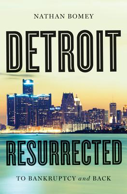 Detroit Resurrected Cover