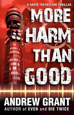 More Harm Than Good (David Trevellyan Thriller) Cover Image