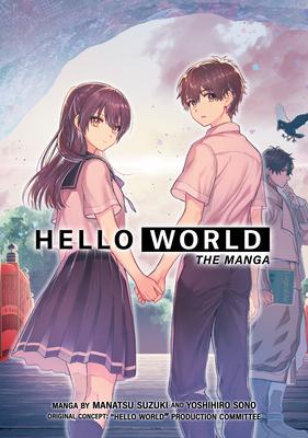 HELLO WORLD: The Manga Cover Image