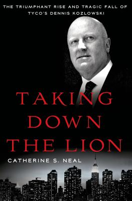 Taking Down the Lion Cover