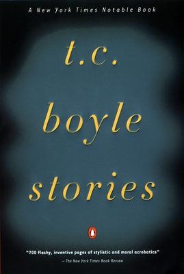 T.C. Boyle Stories Cover