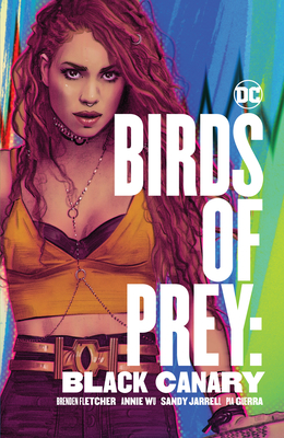 Birds of Prey: Black Canary Cover Image