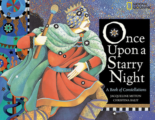 Once Upon a Starry Night Cover