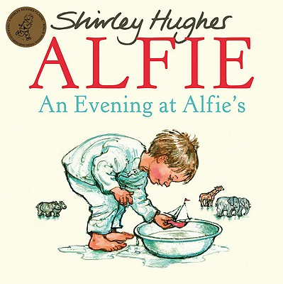 Cover for An Evening at Alfie's [With CD (Audio)]