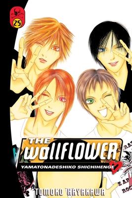 Cover for The Wallflower 25
