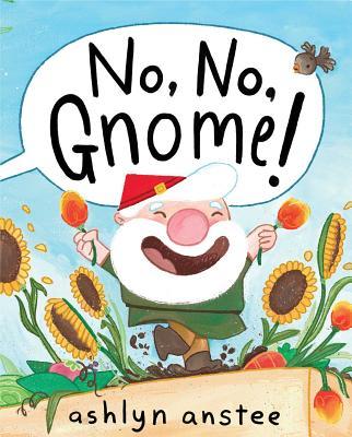 No, No, Gnome! Cover Image