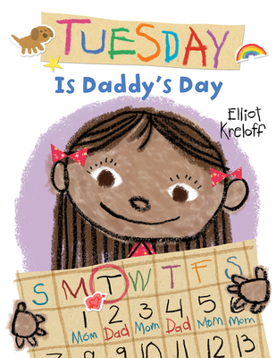 Tuesday Is Daddy's Day Cover Image