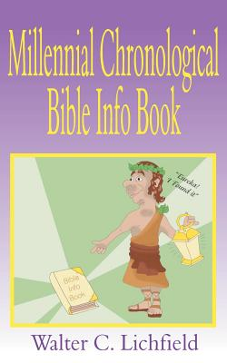 Cover for The Millennial Chronological Bible Info Book