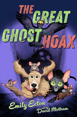 The Great Ghost Hoax (The Great Pet Heist) Cover Image