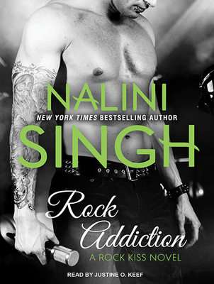 Rock Addiction (Rock Kiss #1) Cover Image