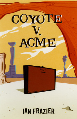 Coyote V. Acme Cover Image