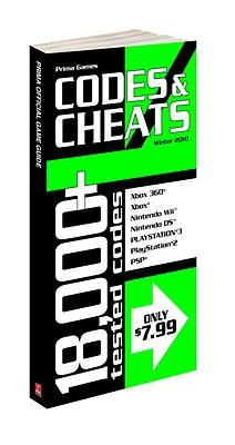 Codes & Cheats Winter 2010 Cover