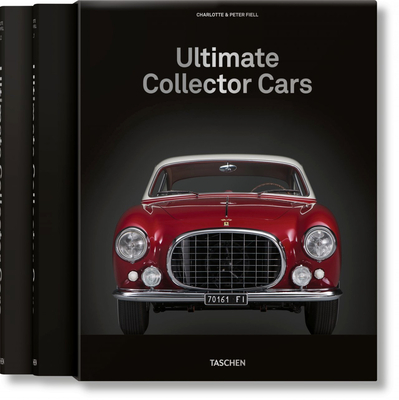 Ultimate Collector Cars Cover Image