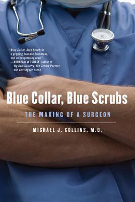 Cover for Blue Collar, Blue Scrubs