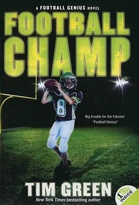 Football Champ (Football Genius #3) Cover Image