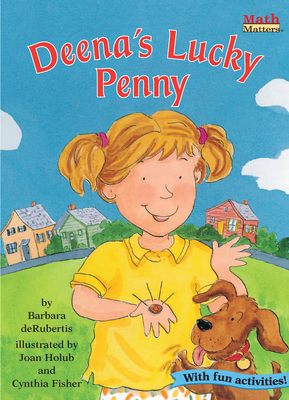 Deena's Lucky Penny: Money (Math Matters) Cover Image
