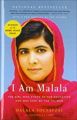 I Am Malala Cover Image