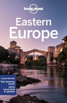 Lonely Planet Eastern Europe 16 (Travel Guide) Cover Image