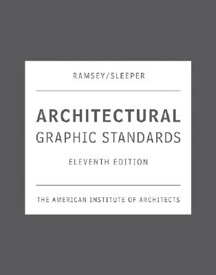 Architectural Graphic Standards Cover