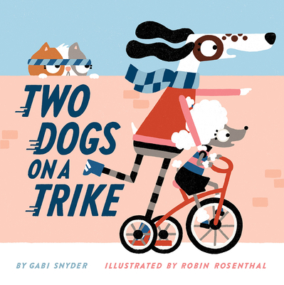Two Dogs on a Trike Cover Image