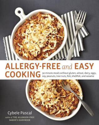 Allergy-Free and Easy Cooking Cover
