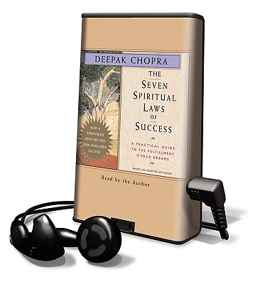 The Seven Spiritual Laws of Success: A Practical Guide to the Fulfillment of Your Dreams [With Earbuds] Cover Image