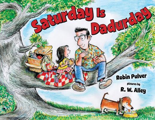 Saturday Is Dadurday Cover
