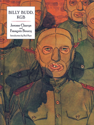 Billy Budd, KGB (Dover Graphic Novels) Cover Image