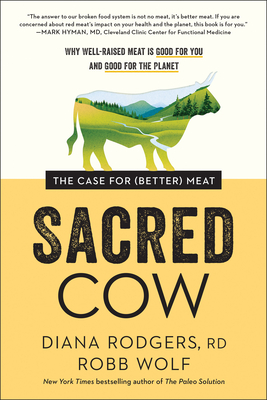 Cover for Sacred Cow