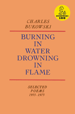 Burning in Water, Drowning in Flame Cover Image