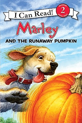 Marley and the Runaway Pumpkin Cover Image