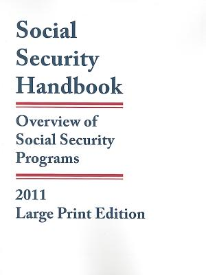 Social Security Handbook: Overview of Social Security Programs Cover Image