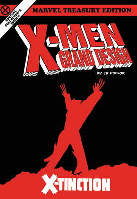 X-Men: Grand Design - X-Tinction Cover Image