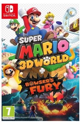 Super 3d Mario World Cover Image
