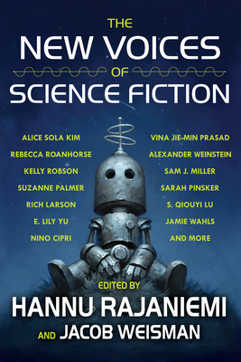 The New Voices of Science Fiction Cover Image