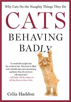 Cats Behaving Badly Cover