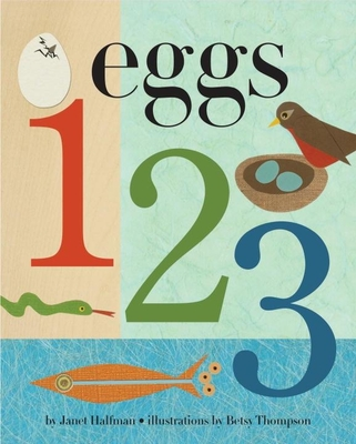 Eggs 1, 2, 3 Who Will the Babies Be? Cover